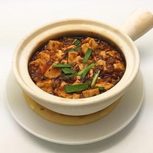 土鍋マーボーご飯