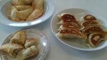 ジャガイモ餃子